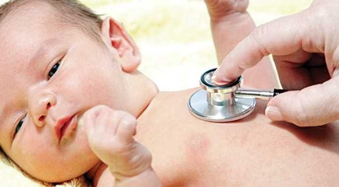 Soğuk algınlığı değil bronşiyolit