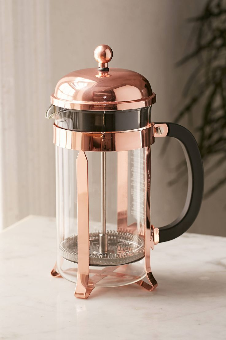BODUM Bistro Blade Coffee Grinder (With images) Copper