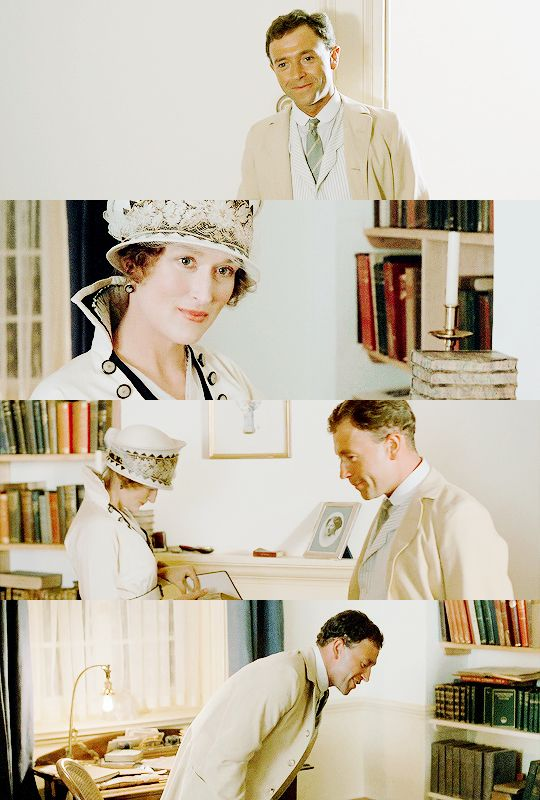 Michael Kitchen in Out of Africa - Part 3