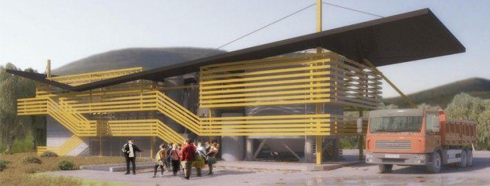 Πρόταση 122116 για τον Αρχιτεκτονικό Σχεδιασμό κτιριακού οργανισμού που θα στεγάσει Μονάδα Παραγωγής Ηλεκτρικής Ενέργειας ισχύος 1Mw από Φυτική Βιομάζα (Woodchip), ενόψει της έναρξης υλοποίησης εγκατάστασης Μονάδων 1Mw από την Dos Energy .
