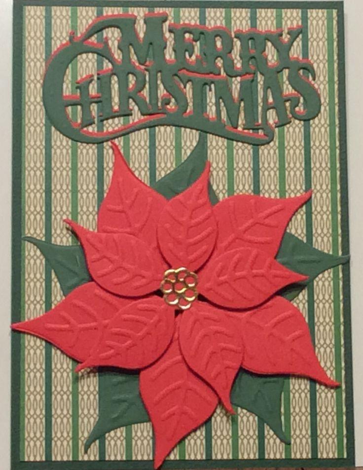 Anna Griffin Christmas card by de.