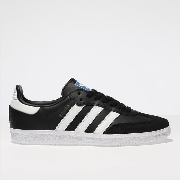 Boys Black White Adidas Samba Og Boys Junior Schuh Kid Shoes Black And White Trainers White Adidas