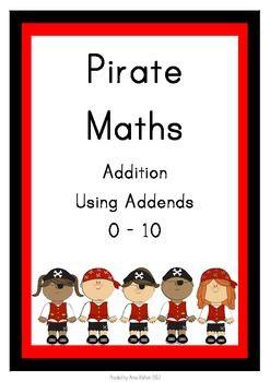 Pirate alphabétisation or et beaucoup de cadeaux!