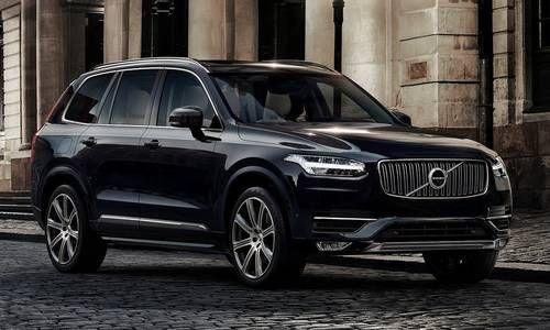 #Volvo #XC90. Il SUV 7 posti estremamente tecnologico, lussuoso con sicurezza all'avanguardia e personalizzazione nei minimi dettagli.