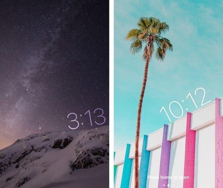 Una degli elementi più fastidiosi delle lockscreen di iOS è proprio l'orario, anche se Apple si è molto impegnata per ottenere un'interfaccia minimale, l'orologio risulta troppo i…