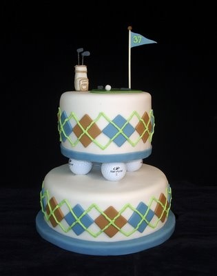 Cake Decorating Golf Figures : 17 Best images about Golf cakes on Pinterest Novelty ...