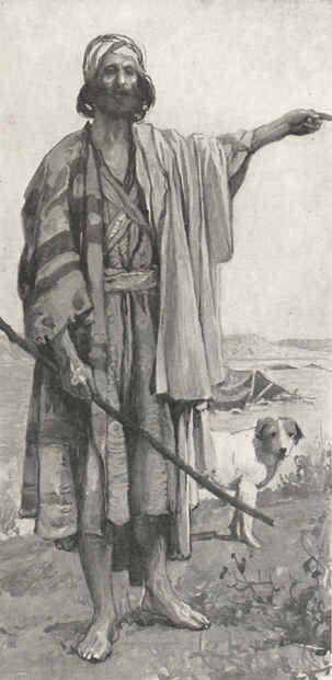 Ο προφήτης Αμώς (1888)