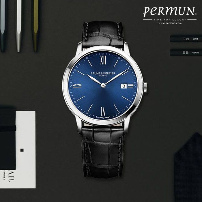 BAUME MERCIER  Stand out and let your success shine. The My Classima 10324 is an intriguing design from our new collection.  Ürün Kodu: 10324  www.permun.com  Tel: 0 (224) 241 31 31  #Baumemercier #luxurylife #watchoftheday #watchescollection #saat #bursa #instagramturkey #fashionblogger #tr_turkey #instago #follow #instaphoto #gallery #fashionblog #turkishfollowers #fashionweek #turkinstagram #istanbul