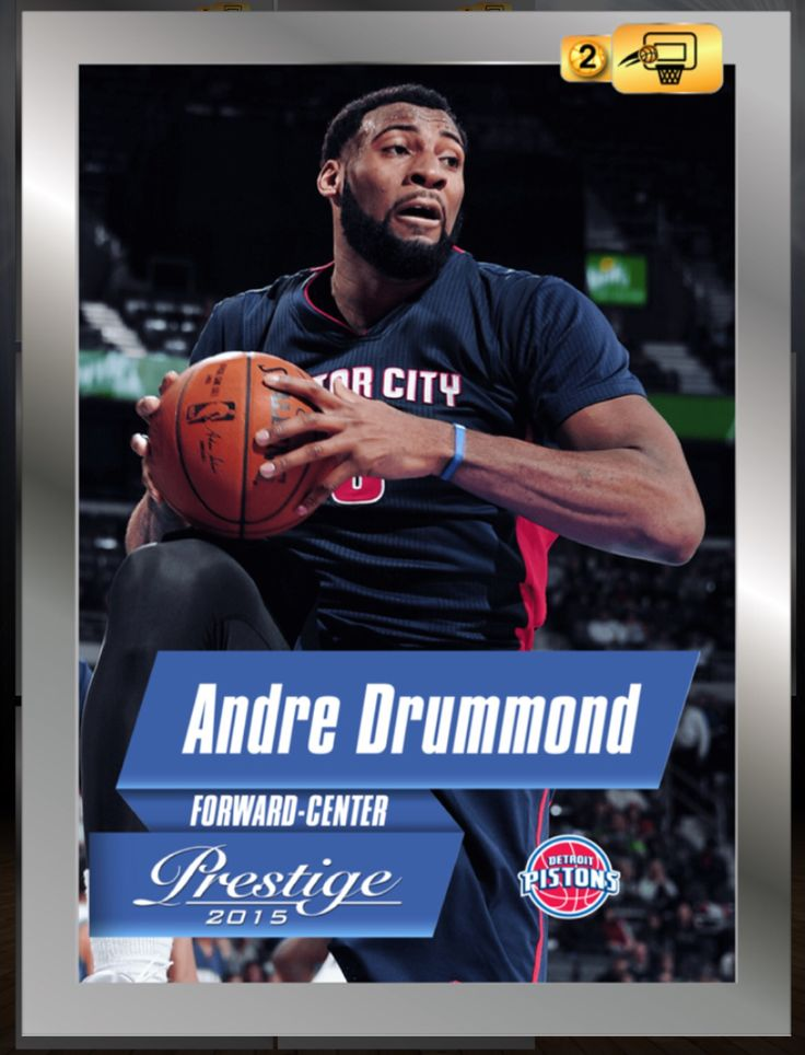 'It's a different 'Dre': Pistons' Andre Drummond with ...  |Andre Drummond Pistons Dunk