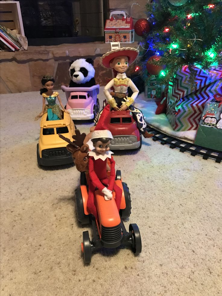 Elf on the Shelf ideas for toddlers, small kids, boys and girls, families