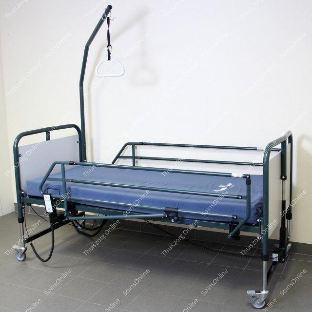 Ziekenhuisbed 2-delig elektrisch • Thuiszorg Online