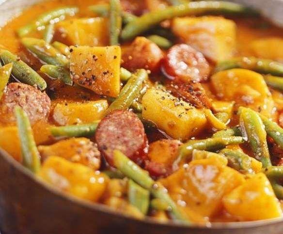 Kartoffel-Wurst-Gulasch by -Anni- on www.rezeptwelt.de
