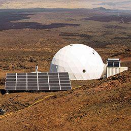Un anno chiusi in una cupola, per testare la possibilità di vivere su Marte - Il Sole 24 ORE