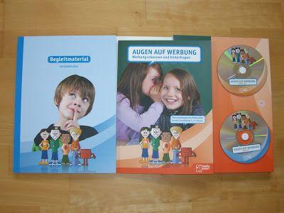 materialwiese: KOSTENLOS: Augen auf Werbung für die Grundschule