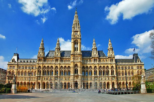 Vienna From GBP 175 At Austrian Airlines