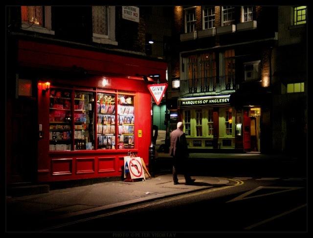 Soho, London, England, UK.