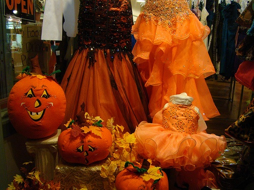 The Circleville Pumpkin Show Festival and Fall Attractions In South Central Ohio