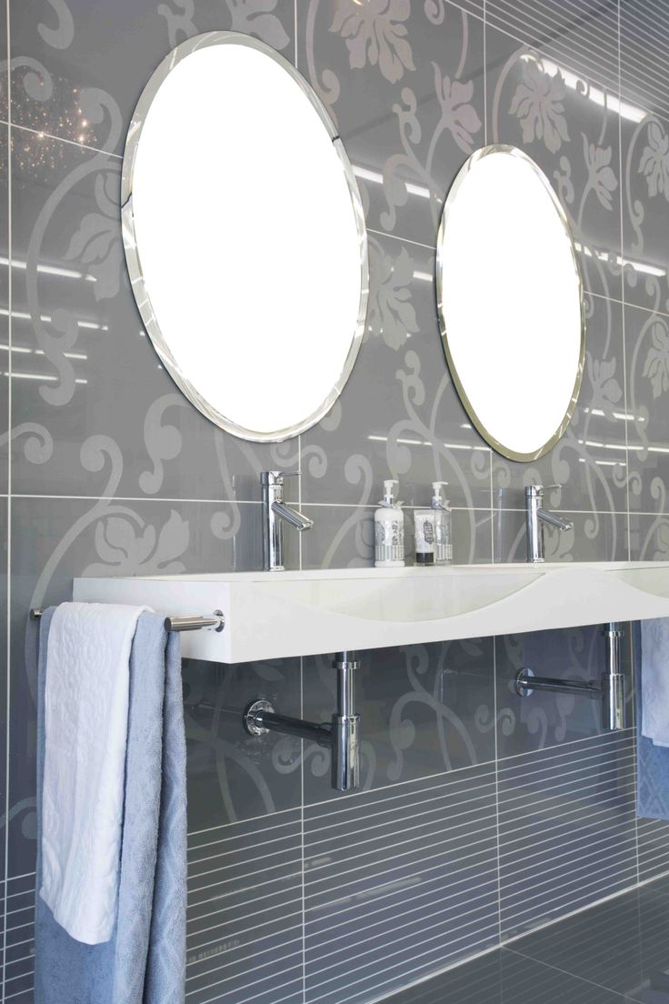 Transfer your #exclusive motif to #tiles thanks to water jet technology that cuts the design into the tiles