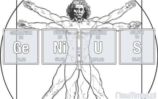 http://newtimes.pl/geniusze-xx-wieku-einstein-fleming-hubble-oppenheimer/ Vitruvian Man (Leonardo da Vinci).
