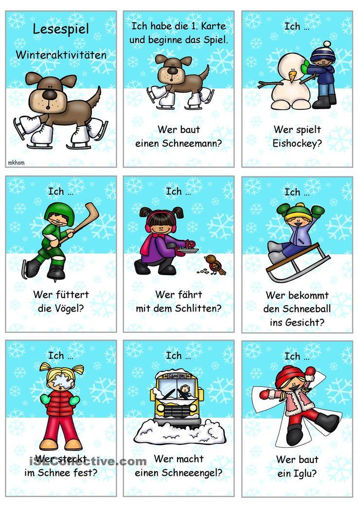 Lesespiel_Winteraktivitäten 1