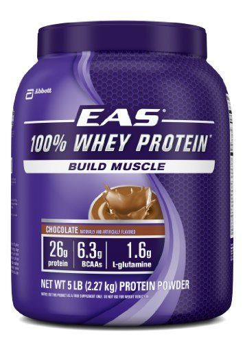 EAS 100% Pure Whey Protein Powder, Chocolate, 5lb (Packaging May Vary) //Price: $35.01 & FREE Shipping //     #hashtag1