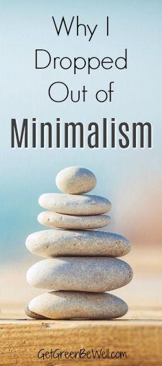 Warum ich Minimalismus hasse
