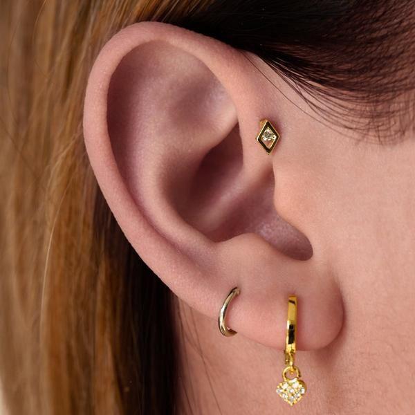 31++ Sterling silver body piercing jewelry info