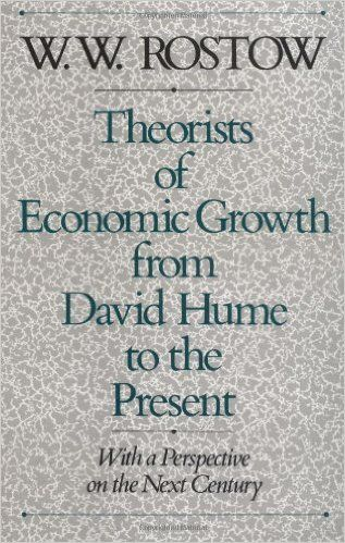 Theorists of economic growth: from David Hume to the present, with a perspective on the next century (PRINT VERSION) REQUEST/SOLICITAR: http://biblioteca.cepal.org/record=b1253249~S0*spi