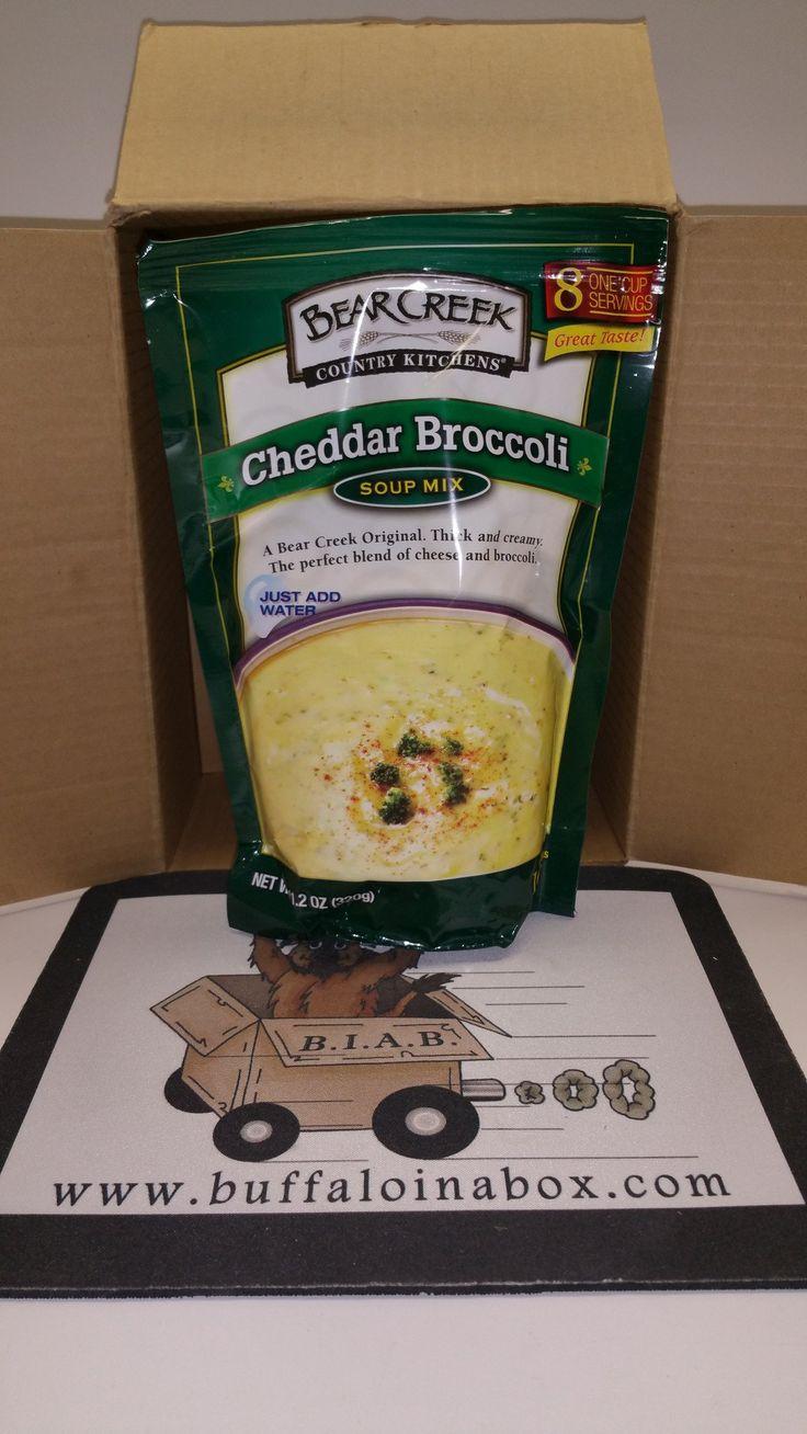 Bear Creek Country Kitchens Cheddar Broccoli Soup Mix