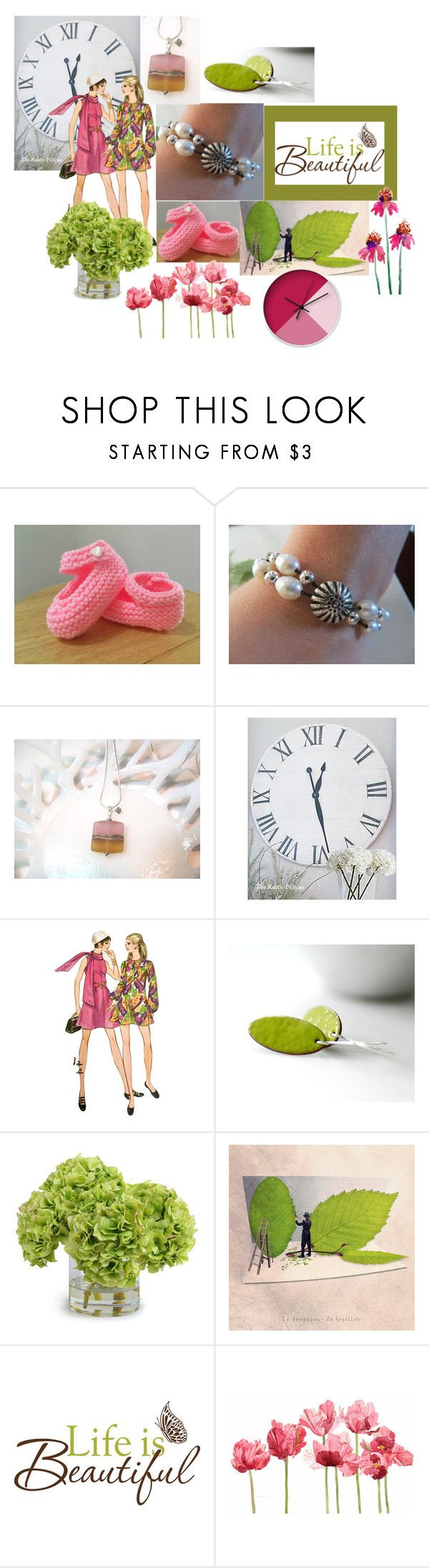 Beautiful Gifts by inspiredbyten on Polyvore featuring Schick and Wall Pops!