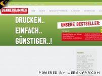 Bei Bannerhammer.de in Mannheim können Sie für Aussenwerbung Leuchtreklame kaufen Es gibt  LED Leuchtkästen, Leuchtreklame, Leuchtreklame Buchstaben