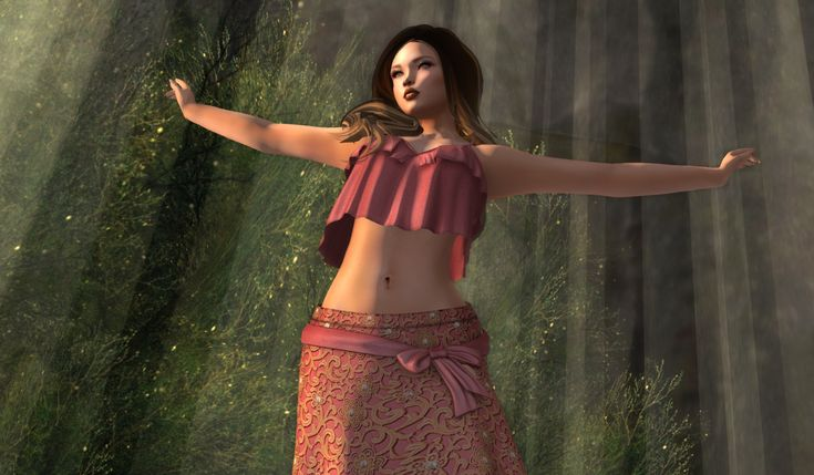 *Faith* Vintage Hud (6 colours, mix and match) ~ Group Discount at MOoH! Get it at the in-world store SLurl: https://maps.secondlife.com/secondlife/Chillium/188/79/4073