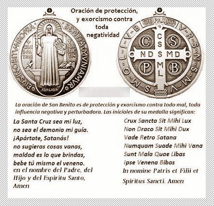 Rezar con Oraciones: Medalla-Cruz del Abad San Benito de Nursia: historia, significado y oraciones.