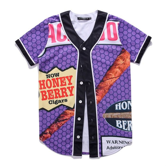 Summer Style Last Kings KFC 3D Printing Baseball T shirt Men Women High Quality MMA Dragon Ball Casual GD New York Brand T shirt