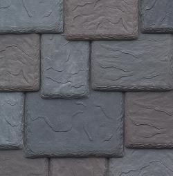 Synthetic Roof Tiles, Plastic Roofing Tiles, Hurricane Proof Tiles