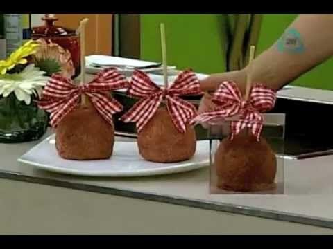 como hacer manzanas con chamoy | SoyActitud