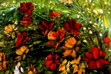 Roses in the breezeSaatchi Art, Finding Art, Emergency Artists, Artists Include, Include Painting, Tops Emergency, Martinazzi Artworks, Anna Martinazzi, View Anna