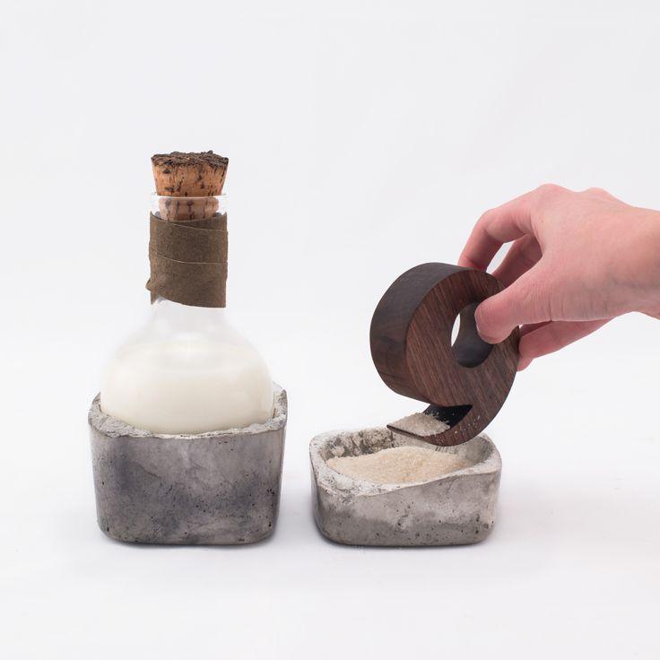 rock bottom tasse with stein and stößel » studio50