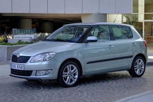 #Skoda Fabia 14 MPi Classic Sedan