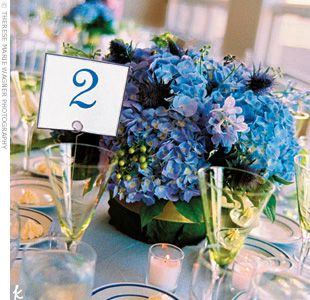 find this pin and more on blue weddings