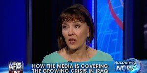 """Fox """"News"""" Contributor Makes a Fool of Herself Defending Those Responsible for Starting Iraq War (Video)"""