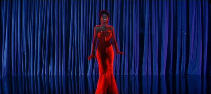 """Just one of the many stunning musical sequences from Frank Tashlin's  movie 'The Girl Can't Help It'. As Paul McCartney says, """"The Girl Can't Help It is still the great music film. They had only treated [rock 'n' roll] music films as B pictures up till then or used [rock 'n' roll] music just as a theme tune as in Blackboard Jungle."""