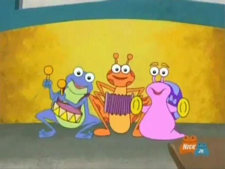 Dora the Explorer - Dora La Music (Fiesta Trio) (episode this five)
