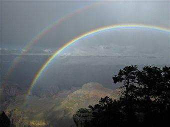 What does a Double Rainbow Mean