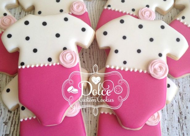 best baby shower cookies images on   baby shower, Baby shower invitation