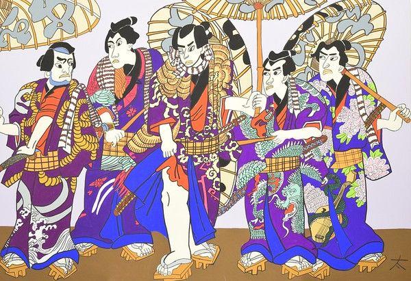 Artist - Futoshi Tomonaga  友永 太