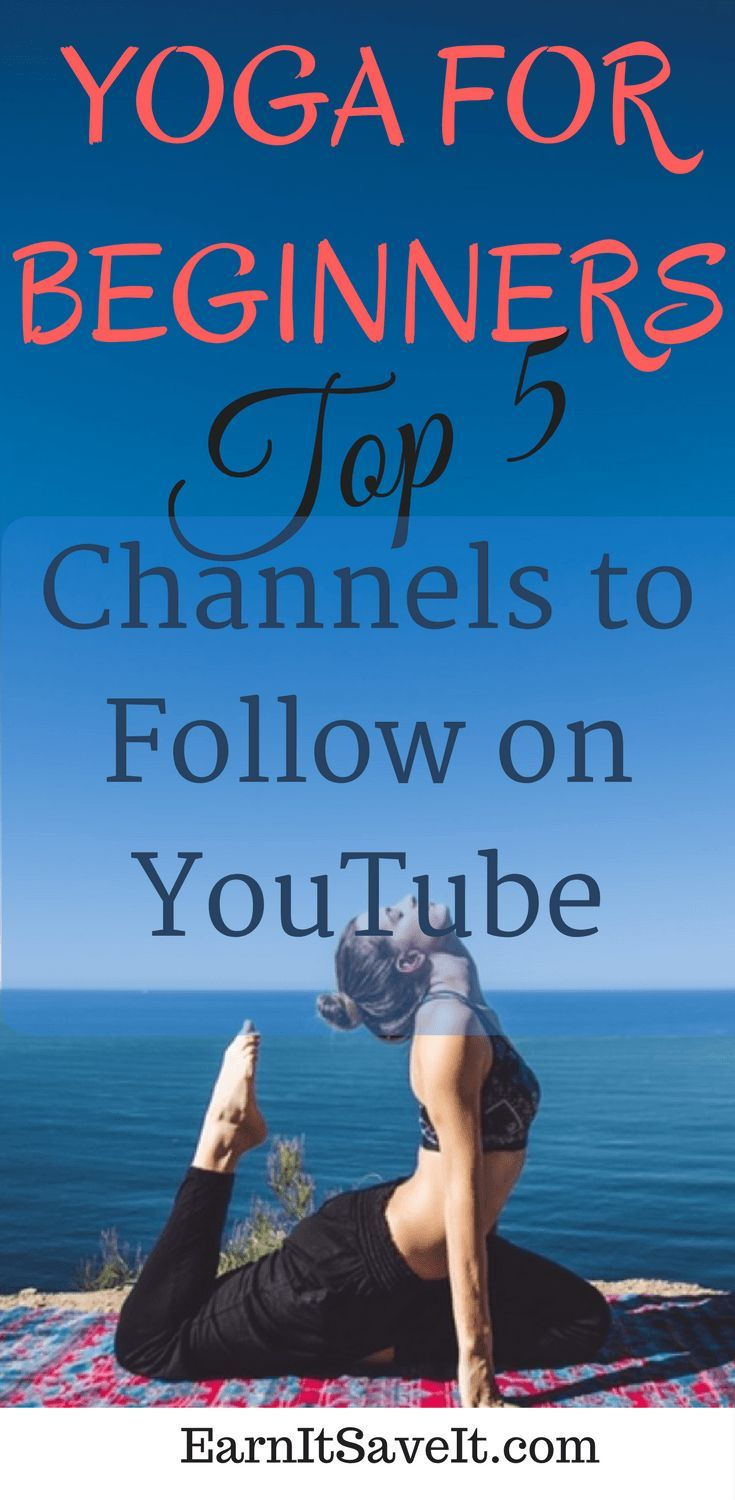 We found the best yoga for beginners videos and guess what? They're free! Check out our top 5 yoga channels for beginners to follow on YouTube.