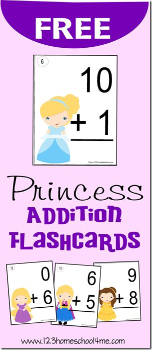 free disney princess addition flashcards to make practicing a fun math games for kindergarten 1st - Disney Princess Games And Activities