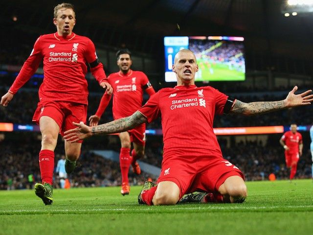 """Martin Skrtel """"90% sure"""" to be leaving Liverpool this summer  https://oddsjunkie.com <--  free soccer stats and offers"""