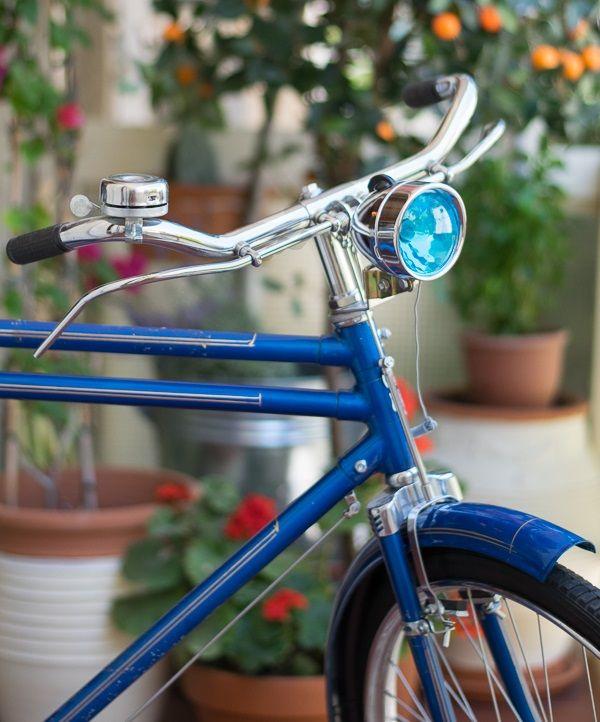 παλιού τύπου ποδήλατο